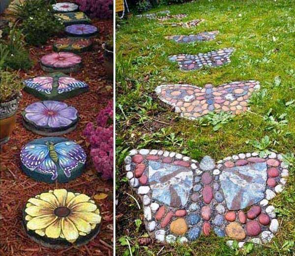 26 fabulosas ideas para la decoraci n de tu jard n con for Ideas para tu jardin en casa